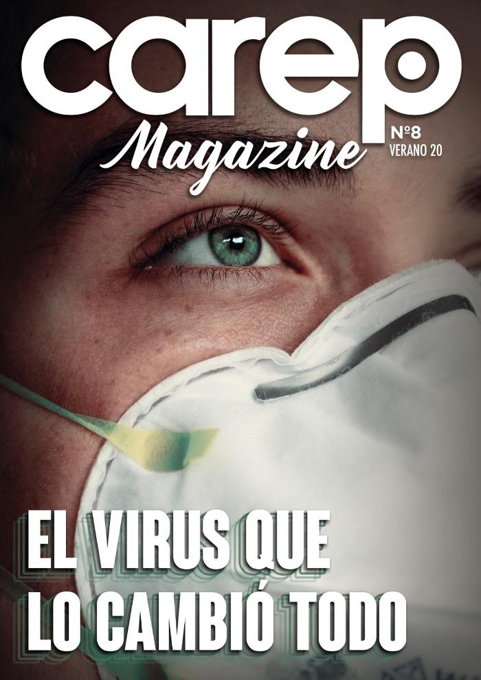 Carep Magazine n.º 8. Verano 2020
